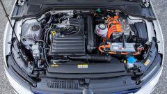 Volkswagen Golf GTE: il motore
