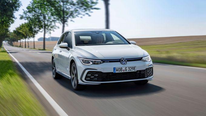 Volkswagen Golf GTE: la plug-in sportiva