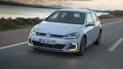 Volkswagen Golf GTE restyling: anche le luci diurne sono full led