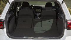 Volkswagen Golf GTE restyling: il bagagliaio perde un po' di capienza