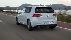 Volkswagen Golf GTE restyling: il gruppo propulsore è composto dal 1.4 TSI e un elettrico