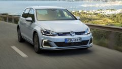 Volkswagen Golf GTE restyling: la potenza totale è di 204 cv