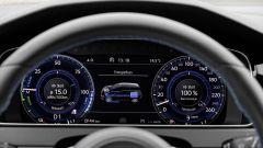 Volkswagen Golf GTE restyling: l'Active Info Display è di serie