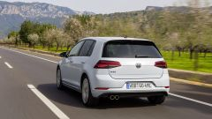 Volkswagen Golf GTE restyling: le luci posteriori sono full led