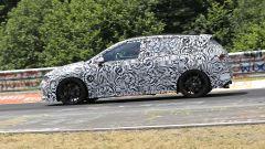 Volkswagen Golf GTI 2020, alettone posteriore pronunciato