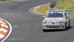 Volkswagen Golf GTI 2020, grosso spoiler anteriore