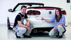 Volkswagen Golf GTI Cabrio Austria - Immagine: 7