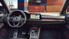 Volkswagen Golf GTI Clubsport 45: gli interni