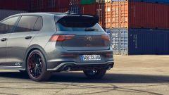 Volkswagen Golf GTI Clubsport 45: visuale di 3/4 posteriore