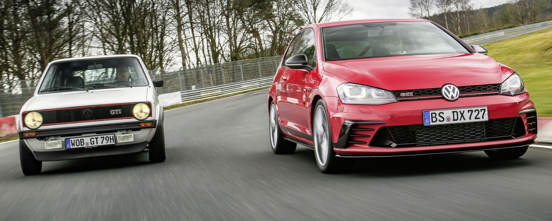 Volkswagen Golf GTI Clubsport S: è record al Nürburgring
