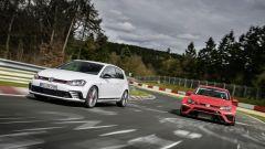 Volkswagen Golf GTI Clubsport S: è record al Nürburgring - Immagine: 19