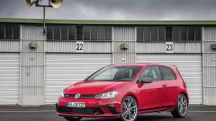 Volkswagen Golf GTI Clubsport S: è record al Nürburgring - Immagine: 26