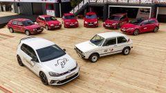 Volkswagen Golf GTI da MK I a MK VII