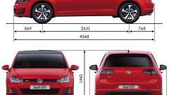 Volkswagen Golf GTI: ecco quanto costa - Immagine: 23