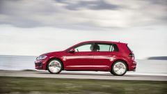 Volkswagen Golf GTI: la trazione è anteriore