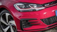 Volkswagen Golf GTI: le luci anteriori