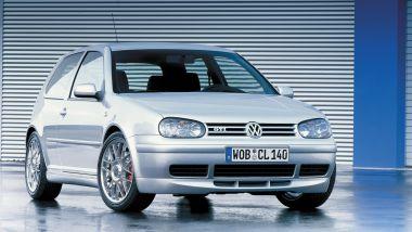 Volkswagen Golf GTI Mk IV 25 anni