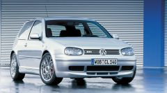 Volkswagen Golf GTI Mk IV 25th Anniversary, l'edizione speciale per i 25 anni della GTI