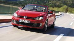Volkswagen Golf GTI Mk VI cabrio: visuale anteriore