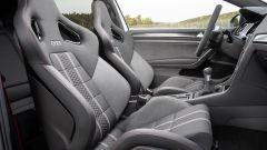 Volkswagen Golf GTI Mk VII Clubsport: i sedili