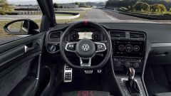 Volkswagen Golf GTI Mk VII TCR, gli interni