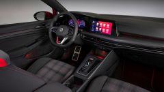 Volkswagen Golf GTI Mk VIII: interni