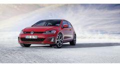 Volkswagen Golf GTI restyling: il 2.0 turbo benzina ha 230cv (versione normale) e 245cv (Performance)