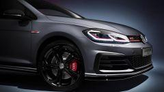 Volkswagen Golf GTI TCR: dettaglio del frontale