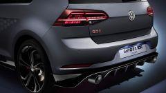 Volkswagen Golf GTI TCR: dettaglio del posteriore