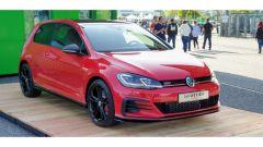 Volkswagen Golf GTI TCR: ecco la Golf più potente di sempre (video) - Immagine: 1