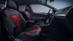 Volkswagen Golf GTI TCR: gli interni