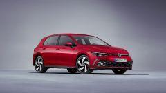 Volkswagen Golf GTI: visuale di 3/4 anteriore
