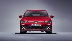 Volkswagen Golf GTI: visuale frontale