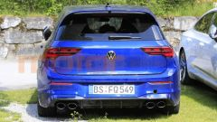 """Volkswagen Golf R: via tutte le camuffature. Prime foto """"nuda"""" - Immagine: 9"""