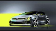 Volkswagen Golf R 400: le nuove foto - Immagine: 9