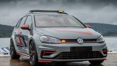 Volkswagen Golf R da 395 CV: la concept al raduno delle GTI - Immagine: 3