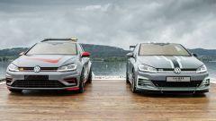 Volkswagen Golf R da 395 CV: la concept al raduno delle GTI - Immagine: 2