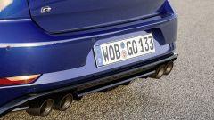Volkswagen Golf R: ecco i kit con scarico Akrapovic e freni da pista