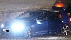 Il WC d'oro di Cattelan è stato rubato con una Volkswagen Golf R - Immagine: 2