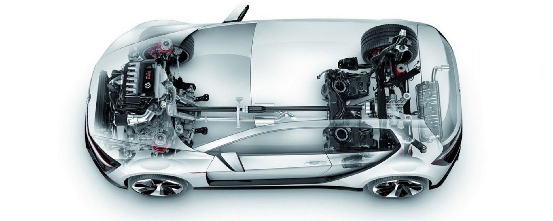 Volkswagen Golf R Evo