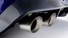 Volkswagen Golf R: i tubi di scarico griffati Akrapovich