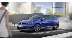 Volkswagen Golf R: la Golf più potente di sempre sarà disponibile con carrozzeria 3 e 5 porte e station wagon