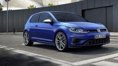 Nuova Volkswagen Golf R 2020, 400 cv di potenza e sistema mild-hybrid