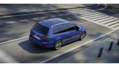 Volkswagen Golf R: la trazione è l'integrale 4Motion