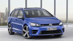 Volkswagen Golf R Variant - Immagine: 2