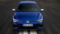 Volkswagen Golf R, visuale frontale