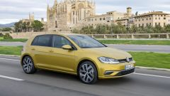 Volkswagen Golf restyling: anche le luci anteriori sono full led, ma solo per gli allestimenti più ricchi