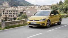 Volkswagen Golf restyling: il nuovo motore ha 150 cv e 250 Nm di coppia