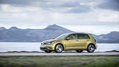 Volkswagen Golf restyling: le dimensioni non cambiano