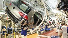 Volkswagen Golf: sospesa la produzione per una settimana - Immagine: 1
